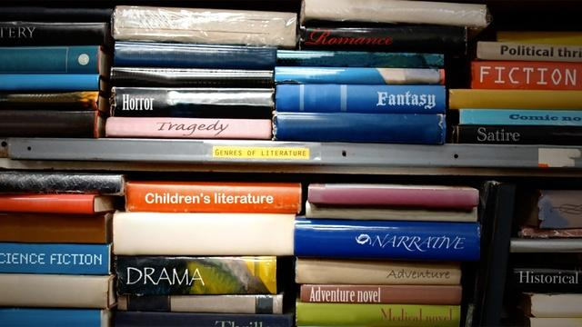 The Great American Read List of 100 Books