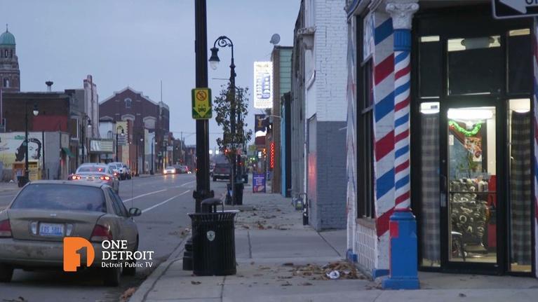 One Detroit: Black Spaces in Detroit/Pizzaplex