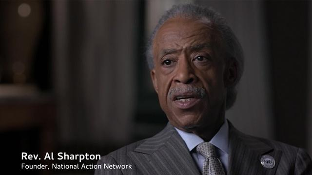 Al Sharpton Speaks on the Importance of the Black Church