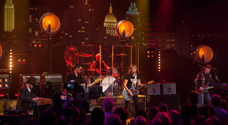 Austin City Limits: The Pretenders