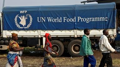 Why World Food Programme is asking billionaires for help