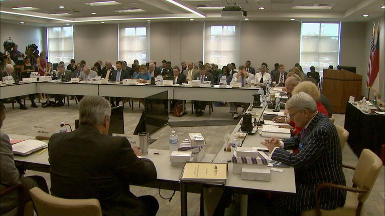 The University of North Carolina – A Multi-Campus University: UNC Board of Governors Meeting, July 27, 2018
