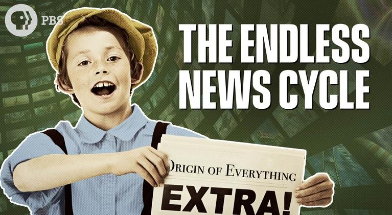Origin of Everything: When did the News Start?