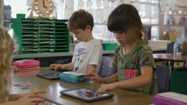 KLRU SciTech Now: Screens In School: Behind The Screens