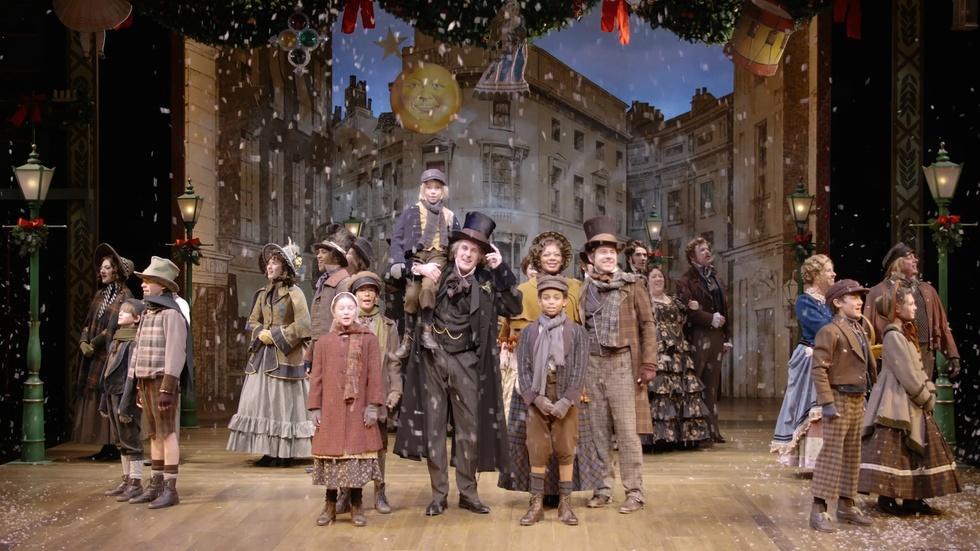 #COArts Update: Sam Gregory on Ebenezer Scrooge image