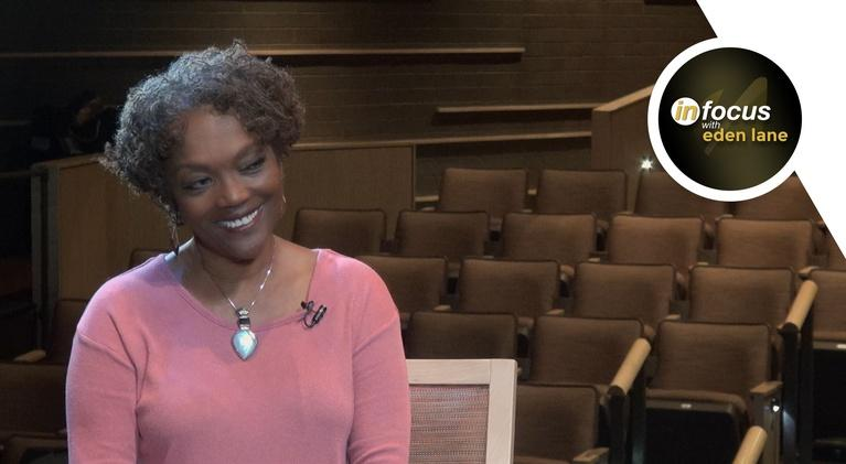 In Focus with Eden Lane: Broadway Veteran Candy Brown
