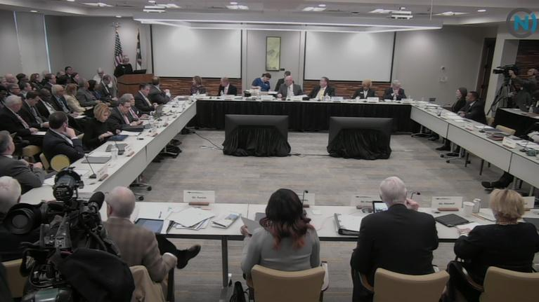 The University of North Carolina – A Multi-Campus University: UNC Board of Governors Meeting, December 14, 2018
