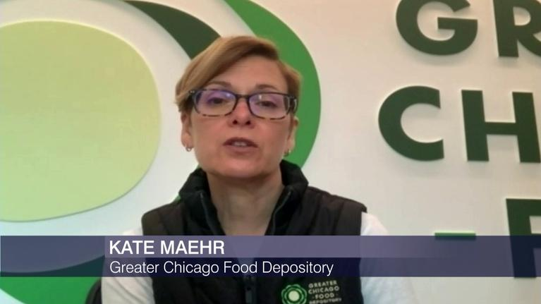 Chicago Tonight: Illinois Broadcasters Rally to Support State Food Pantries