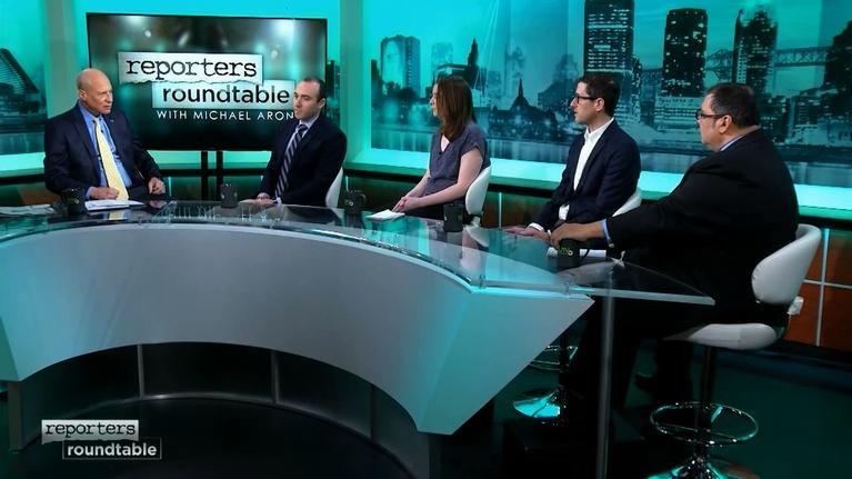 Reporters Roundtable: Smoke on the horizon?