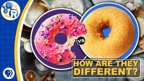 Reactions -- The Ultimate Donut Battle: Cake vs. Yeast