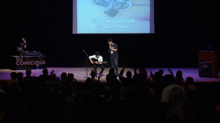 Kalamazoo Lively Arts: Speak It Forward's Celebration of Success: Medley