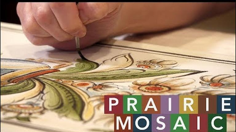 Prairie Mosaic: Prairie Mosaic 1103