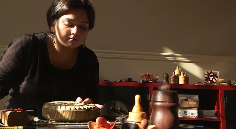 PIE: Heartwood: The Art of Humaira Abid