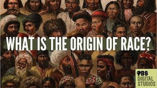 Origin of Everything : The Origin of Race in the USA