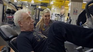 Doc Severinsen's fitness routine