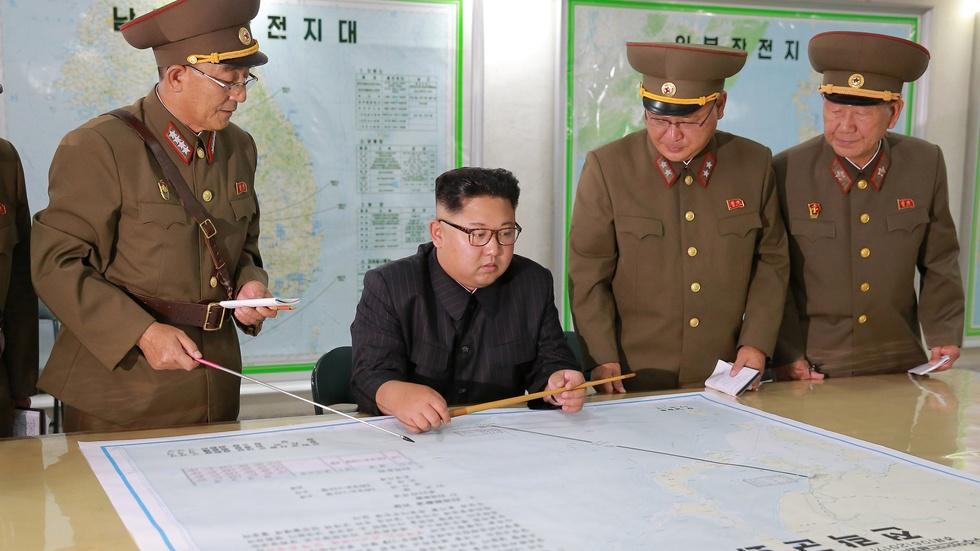 Is Kim Jong Un signalling he's open to diplomacy? image