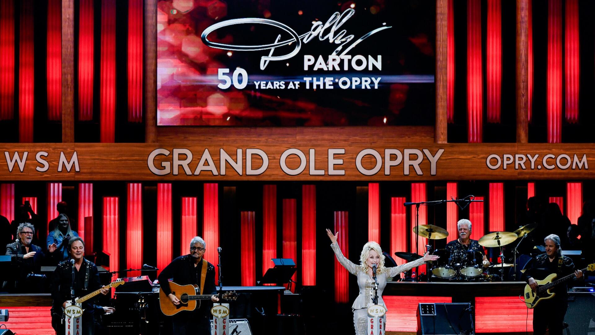 Dolly Parton & Friends: 50 Years at the Opry   Preview