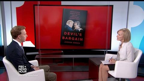 PBS NewsHour -- How Steve Bannon stormed American politics