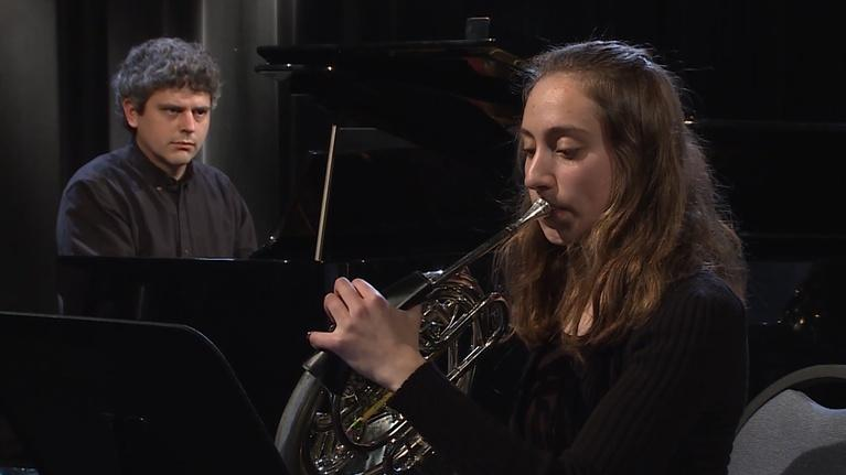 Classical Student Musician of the Month: Elli Sol Strich | Performance