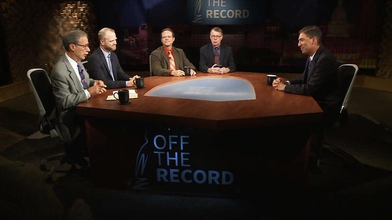 Off the Record: Patrick Miles Jr. | Off the Record OVERTIME |9/29/17