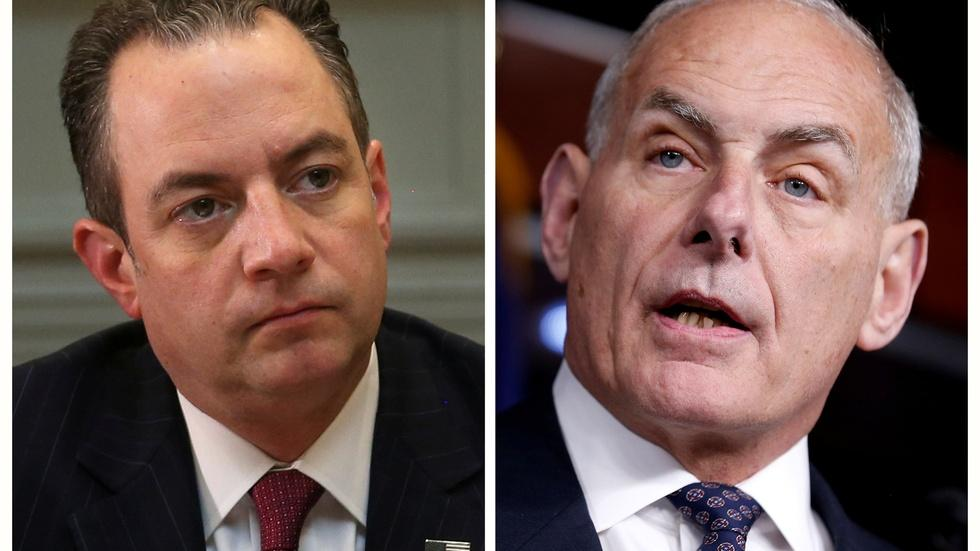 Priebus gone, can Kelly bring discipline to the White House? image