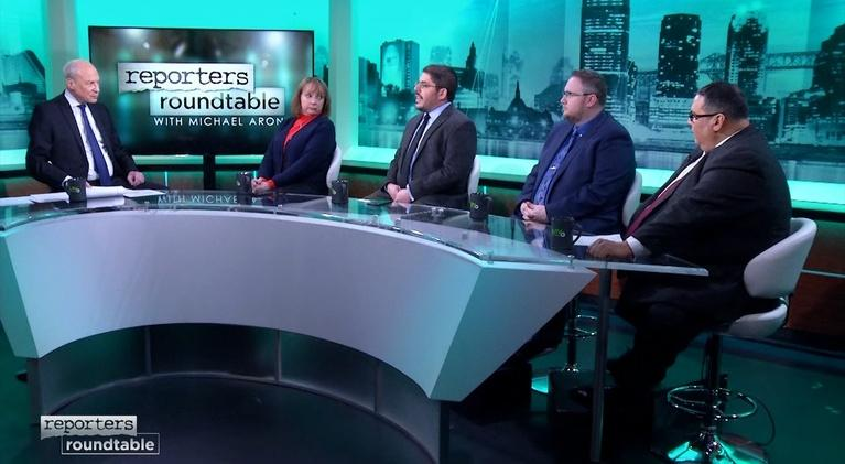 Reporters Roundtable: Apologies, endorsements and budget cuts