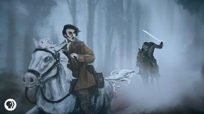 The Original Headless Horseman