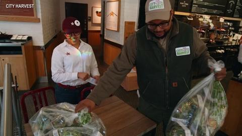 MetroFocus -- CITY HARVEST: FOOD FIGHT