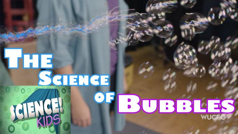 Science! KIDS: Large Scale Bubble