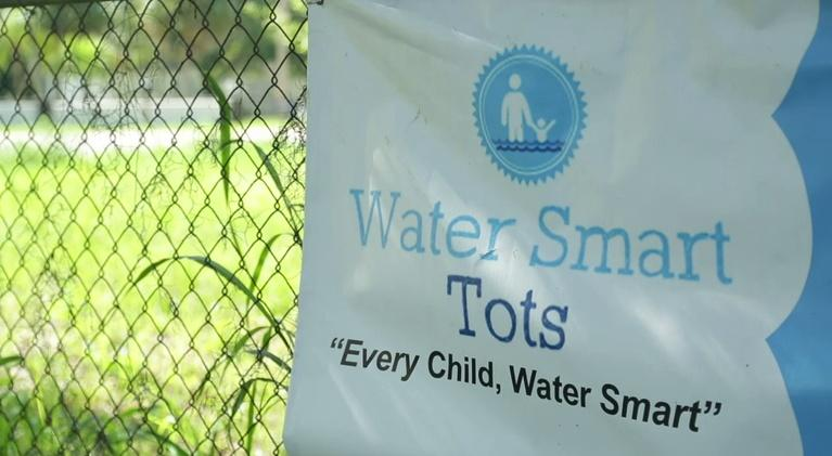 Up Close With Cathy Unruh: June 2018: Water Smart Tots