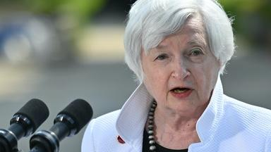 Child tax credit should boost working families, Yellen says