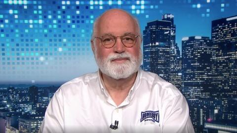 Amanpour and Company -- Father Greg Boyle on the Healing Power of Spirituality