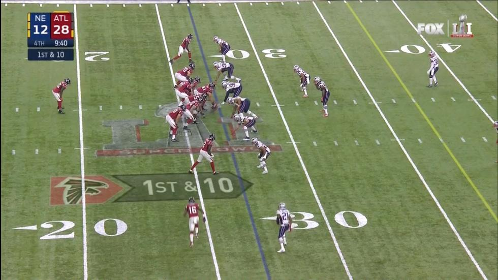First Down Marker Science image