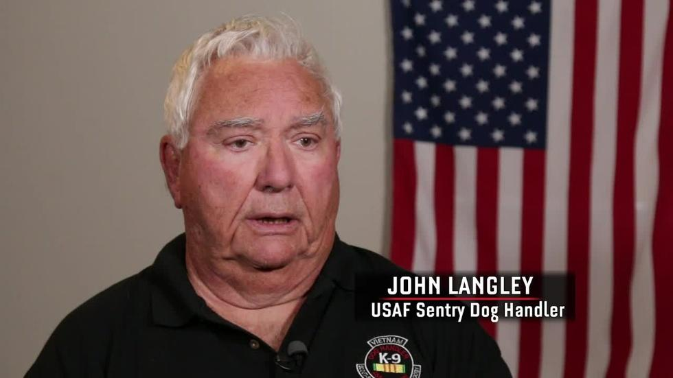 The Vietnam War: Voices from the Bay – John Langley's Story image