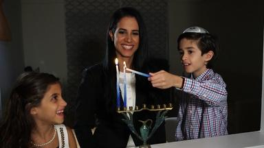 Hanukkah: A Festival of Delights