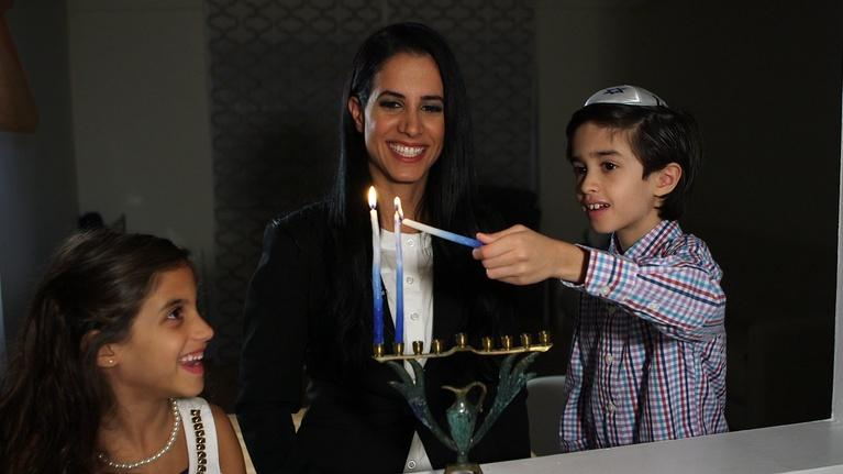 THIRTEEN Specials: Hanukkah: A Festival of Delights