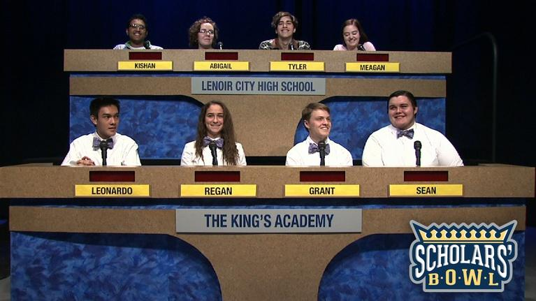East Tennessee PBS Scholars' Bowl: King's Academy vs Lenoir City
