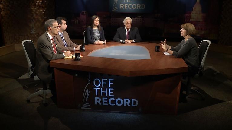 Off the Record: Nov. 15, 2019 - Gilda Jacobs  OTR OVERTIME