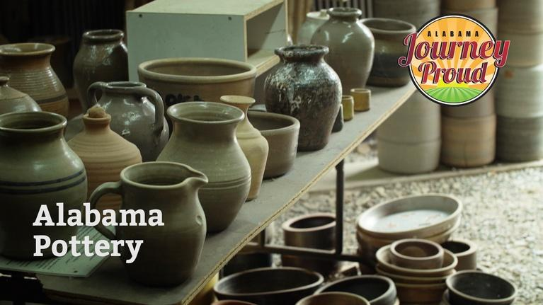 Journey Proud: Alabama Pottery