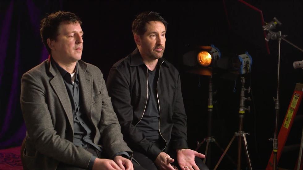 Trent Reznor & Atticus Ross | Composing The Score image