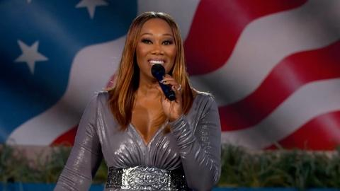 "A Capitol Fourth -- S2017: Yolanda Adams Performs ""Battle Hymn of the Republic"""