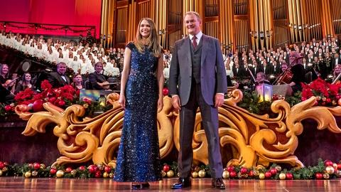 Christmas with the Mormon Tabernacle Choir -- Christmas with the Mormon Tabernacle Choir