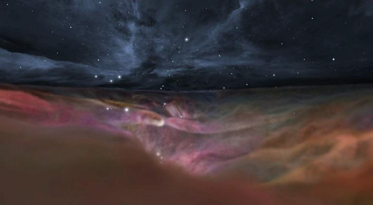 Star Gazers: Finding Orion's Secrets Part 2   Jan 27th - Feb 2nd   1 Min