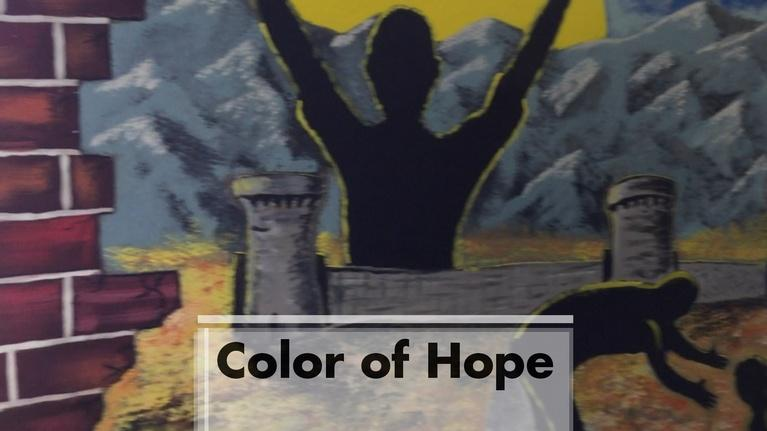 Arts District: Color of Hope & Last Night and the Night Before