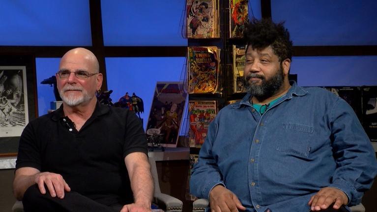 Comic Culture: Comic Culture: Gary Cohn and Paris Cullins