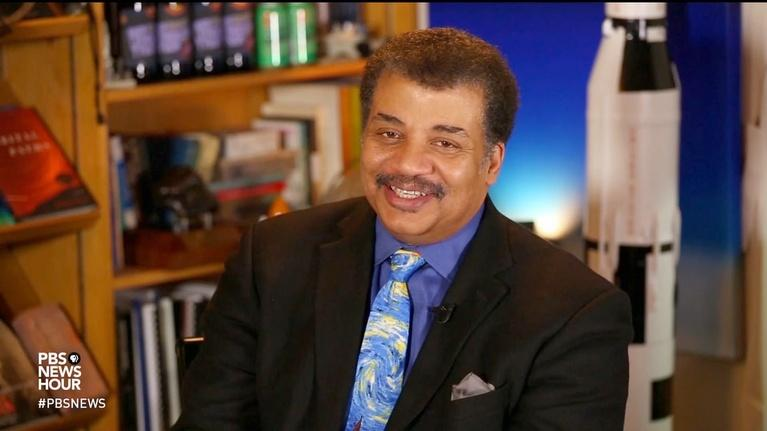 PBS NewsHour: Neil deGrasse Tyson wants to fix the adult curiosity problem