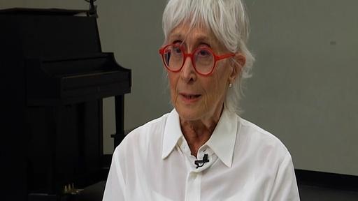 NYC-ARTS Profile: Twyla Tharp