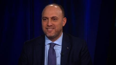 """Amanpour and Company -- Husam Zomlot: Why President Mahmoud Abbas """"Won the Day"""""""
