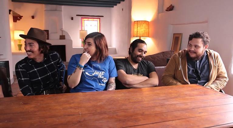 The El Paso Show: Steve O's, Gilbert-Ian Rueda and The Polaroids
