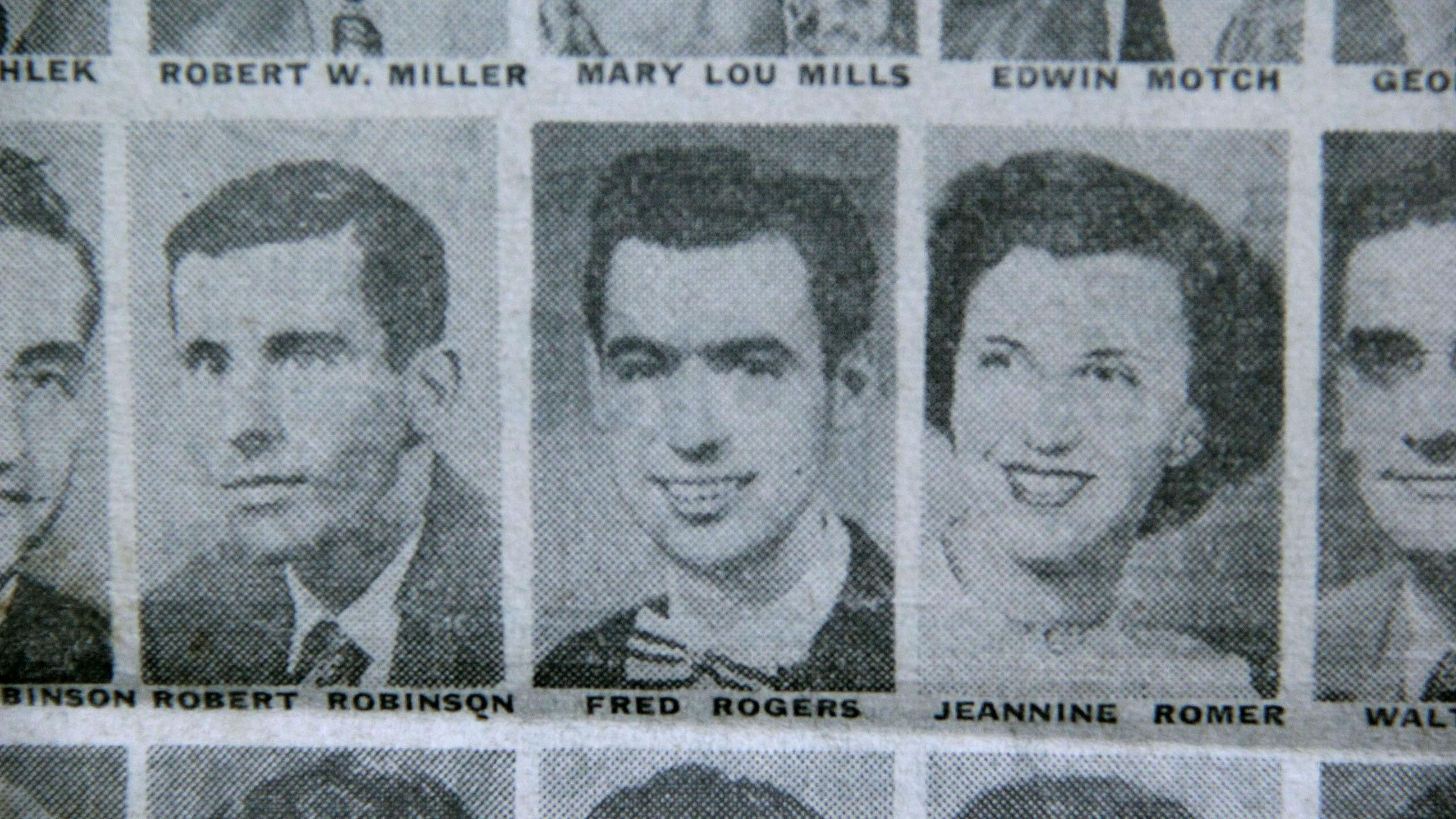 Antiques Roadshow Web Appraisal Fred Rogers Manuscripts Letter Class Photo Season 21 Pbs